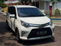 Jual cepat Toyota Calya 1.2 G 2017 Automatic Asli Ad tgn 1 Istimewa