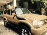 Toyota Land Cruiser 1997 SUV