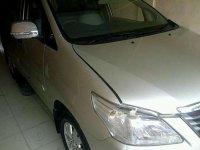Toyota Innova  2012 kondisi terawat