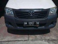 Jual cepat Toyota Hilux singel cabin 2013 AC