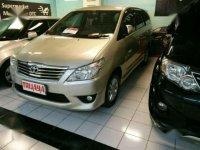 Toyota Kijang Automatic Tahun 2012 Type FD-D