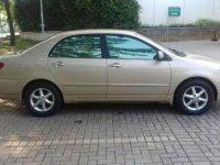 Toyota Altis G 2001