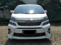 Toyota Vellfire ZG 2013 Wagon