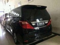 Jual Toyota Alphard Q 2011