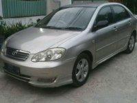 Jual Toyota Altis J 2003