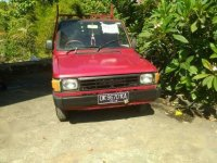 Jual Toyota Kijang Pick-Up 1989