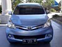 Toyota Avanza G 2012..