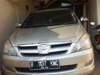 Jual Toyota Kijang Innova V Luxury 2007