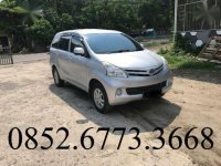 Toyota Avanza E MT Tahun 2013 Manual