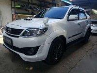 Toyota Fortuner G Vnt TRD Metic Diesel 2014