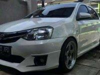 Dijual Toyota Etios G 2016