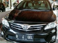 Toyota Corolla Altis 1.8G Tahun  2013