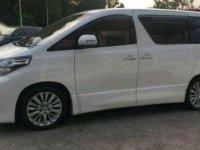 DIjual Toyota ALPHARD 2.4 A/T 2014