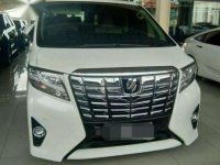 Dijual Toyota Alphard G 2017