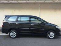 Dijual Toyota Kijang Innova V Luxury 2012 M/T - Top Condition - Jarang Ada