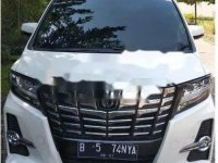 Dijual mobil Toyota Alphard G S C Package 2016 Wagon