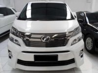 Jual Toyota Vellfire Z 2013
