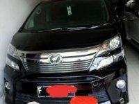 Toyota Vellfire Z 2012 Tipe Z A/T