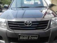 Toyota Hilux Pick Up 2013