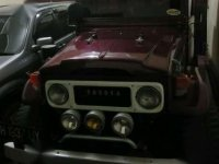 Dijual Toyota Land Cruiser 1986