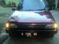 Jual Toyota Starlet 1.0 1987