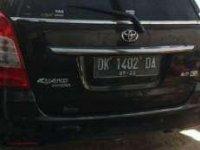 Toyota Kijang G 2012 Manual Istimewa