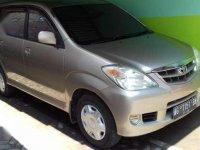 Toyota Avanza E 2006