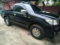 Toyota Hilux Pick Up 2010