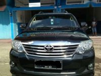 Toyota Fortuner G 2012 Matic