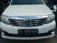 Dijual Mobil Toyota Fortuner G SUV Tahun 2011
