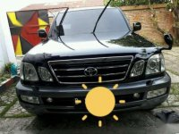 Dijual Toyota Land Cruiser  V8 4.7 2003
