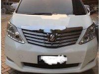 Dijual mobil Toyota Alphard G 2009 MPV
