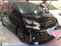 Toyota Vellfire GS Tahun 2013 Full Orisinil Super Istimewa