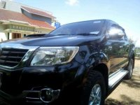Toyota Hilux Double Cabin Type G VNT Turbo 2014