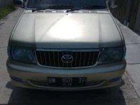 Dijual Toyota Kijang LGX 1,8 2003