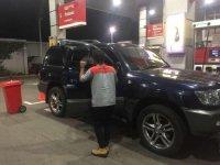 Toyota Land Cruiser 4.2VX 2000 kondisi terawat