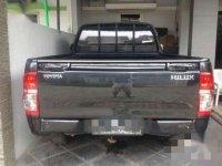 Toyota Hilux Pickup MT Tahun 2015 Manual