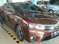 Toyota Altis V 2014