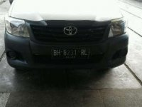Toyota Hilux S MT Tahun 2013 Manual