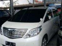 Toyota Alphard Premium Sound 2011