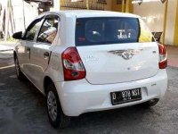 Toyota Etios J Manual 2013
