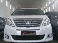 Dijual Toyota Alphard G 2013