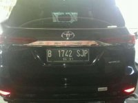 Toyota Fortuner  2016 Matic
