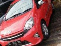 Dijual mobil Toyota Agya TRD Sportvo 2015 sangat istimewa
