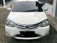 Jual Toyota Etios E 2014