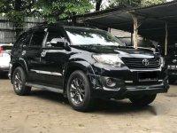 Jual Toyota Fortuner G TRD  Vnt Turbo 2014