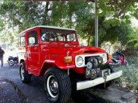 Toyota Land Cruiser Hartop 1980