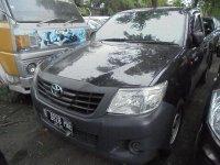 Jual Toyota Hilux S 2013