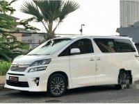 Toyota Vellfire Z 2013 Minivan
