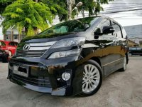 Toyota Vellfire ZG AT Tahun 2013 Automatic